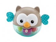 Игрушка CDN46 Сова с шариками Fisher-Price